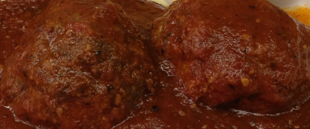 Get a Taste of Our Homemade Meatballs
